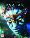 Avatar - Collector's Edition (Blu-ray 3D + Blu-ray + DVD) Blu Ray