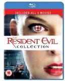 Resident Evil 1-4 [Blu-ray][Region Free]