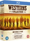 Westerns Collection [Blu-ray] [1956][Region Free]