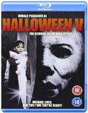 Halloween 5: The Revenge Of Michael Myers Blu-ray [DVD]