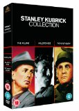 Stanley Kubrick 3 Film Collection [DVD] [1955]
