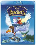 The Rescuers [Blu-ray][Region Free]