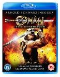Conan The Destroyer Blu Ray [DVD]