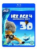 Ice Age 4: Continental Drift (Blu-ray 3D + Blu-ray + DVD + Digital Copy)