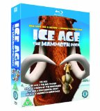 Ice Age 1-4 plus Mammoth Christmas: The Mammoth Collection  [Blu-ray]