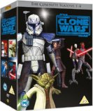 Star Wars  Clone Wars - Season 1-4 [DVD]