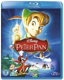 Peter Pan [Blu-ray][Region Free]