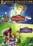 Peter Pan 1 & 2 [DVD]