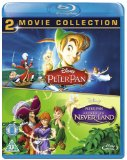Peter Pan 1 & 2 [Blu-ray][Region Free]