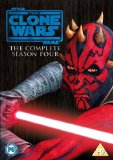 Star Wars Clone Wars - Season 4 [DVD]