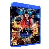 Wizards vs. Aliens (Bluray) [DVD]
