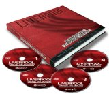 Liverpool - A Backpass Through History - Limited Edition Book and 4 DVD set