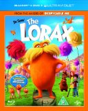 Dr Seuss' The Lorax [Blu-ray][Region Free]
