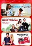 No Strings Attached / I Love You Man / She's Out of My League Triple Pack [DVD]