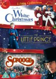 White Christmas / The Little Prince / Scrooge Triple Pack (2012) [DVD]