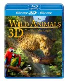 Wild Animals - The Life of the Jungle 3D (Blu-ray 3D + Blu-Ray)