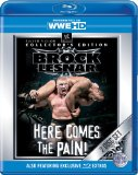 WWE - Brock Lesnar: Here Comes The Pain - Collectors Edition [Blu-ray]