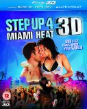 Step Up 4: Miami Heat (Blu-ray 3D + Blu-ray + Digital Copy + UV Copy)
