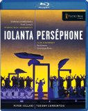 Iolanta/ Persephone (Ekaterina Scherbachenko/ Alexej Markov/ Children's Chorus/ Chorus and Orchestra of the Teatro Real/ / Teodor Currentzis/ Peter Sellars) (Teatro Real: TR97010BD) [Blu-ray]