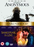 Anonymous / Shakespeare in Love (Double Pack) [DVD]