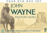 John Wayne - Western Hero (Flatpack) [DVD]