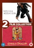 Ninja Assasin/Enter the Dragon Double Pack [DVD]