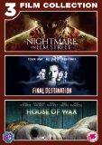A Nightmare on Elm St 2010/Final Destination/House of Wax Triple Pack [DVD]