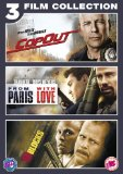 From Paris with Love/16 Blocks/Cop Out Triple Pack [DVD]