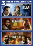 The Client/The Pelican Brief/A Time to Kill Triple Pack DVD