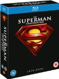 Superman Complete Collection [Blu-ray] [1978][Region Free]