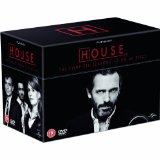 House - Season 1-8 [DVD]