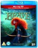 Brave (Blu-ray 3D + Blu-ray)[Region Free]