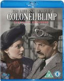 The Life and Death of Colonel Blimp [Blu-ray] [1943]