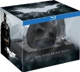 The Dark Knight Rises Bat Cowl - Limited Edition Premium Pack [Blu-ray][Region Free]