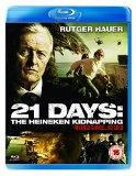 21 Days: The Heineken Kidnapping [Blu-ray]