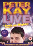 Peter Kay: Live & Back on Nights (DVD + UV Copy)