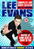 Lee Evans: Complete Live Comedy Collection 1994-2011 - Special Augmented Reality Box Set [DVD]