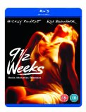 9 1/2 Weeks [Blu-ray] [1986]