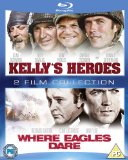 Kelly's Heroes/Where Eagles Dare Double Pack [Blu-ray] [1970][Region Free]