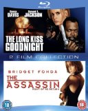 The Long Kiss Goodnight/The Assassin Double Pack [Blu-ray][Region Free]