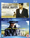 The Assassination of Jesse James/Wyatt Earp Double Pack [Blu-ray][Region Free]