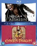 Ninja Assassin/Enter the Dragon Double Pack [Blu-ray] [1973][Region Free]