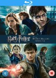 Harry Potter And The Deathly Hallows Parts 1&2 [Blu-ray] [2011][Region Free]
