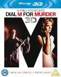 Dial M for Murder (Blu-ray 3D + Blu-ray) [1954][Region Free]