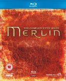 Merlin Complete BBC Series 5 [Blu-ray]
