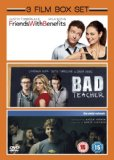 Friends with Benefits (2011) / The Social Network (2010) / Bad Teacher (2011) - Triple Pack DVD