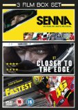 Senna (2011) / TT: Closer to the Edge (2011) / Fastest (2012) - Triple Pack DVD