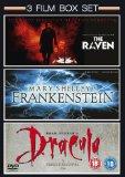 Mary Shelley's Frankenstein (1994) / The Raven (2011) / Bram Stoker's Dracula (1992) - Triple Pack DVD