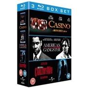 3 Film Box Set: American Gangster  /  Casino  /  Carlito