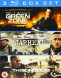 3 Film Box Set: Green Zone / Jarhead / The Kingdom [Blu-ray]